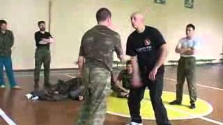 уроки рукопашного боя 3(психофизиологические основы освобождения от захватов., 2013-05-05T04:40:37.000Z)
