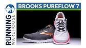 a5dc0081c940b Brooks PureFlow 7 SKU  8967133 - YouTube