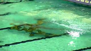 تقديم فريق مصر للبنات للسباحة 2009 منتريال
