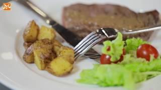 Hướng dẫn cách dùng dao nĩa đúng chuẩn Âu | Học quản trị nhà hàng