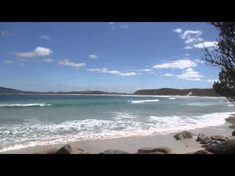 Perkins Beach from Mutton Bird Island