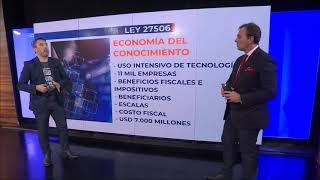 El Gobierno frenó la aplicación de la ley de Economía del Conocimiento