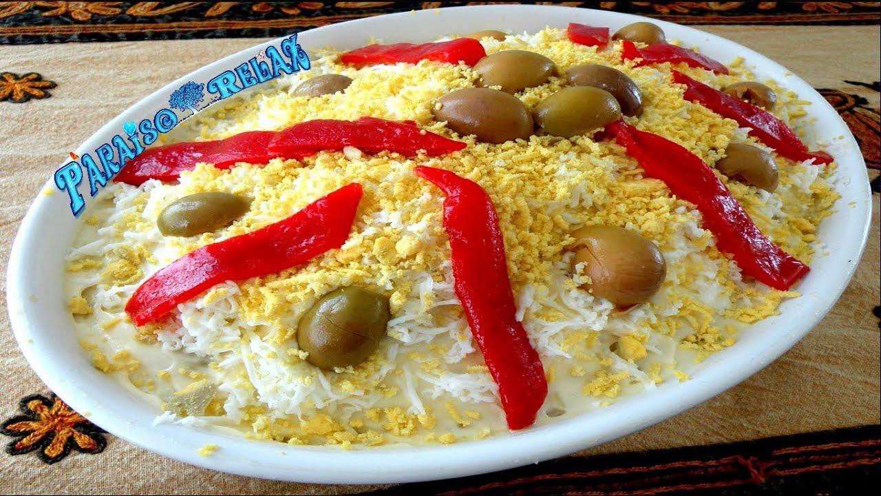 Esaladilla rusa acompa ada recetas de cocina f ciles y for Cocina mediterranea