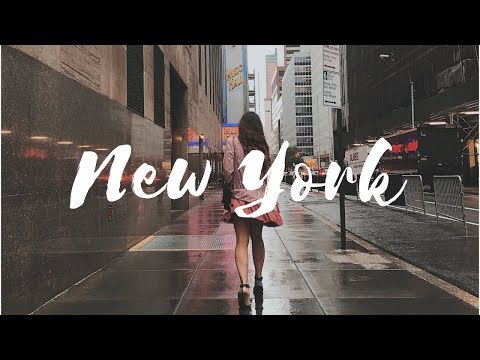 THE BEST NEW YORK CITY TRIP EVER! | CARLYROWENA VLOG