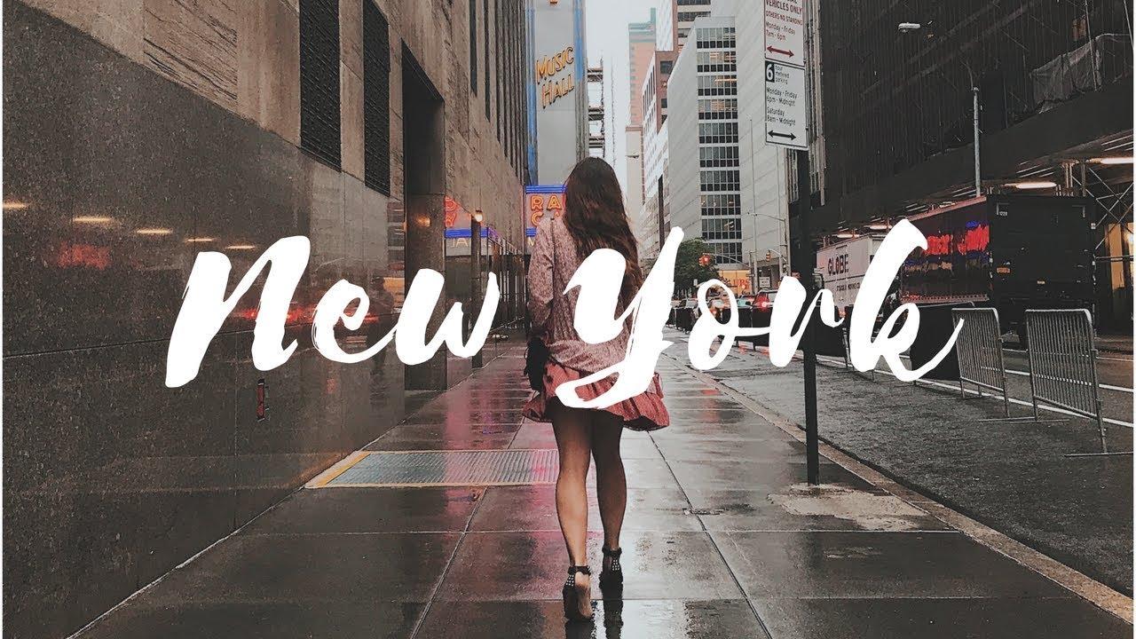 THE BEST NEW YORK CITY TRIP EVER!   CARLYROWENA VLOG - YouTube
