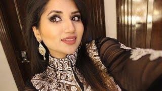Vlog | Shadia's Walima Wedding Reception | Fictionally Flawless