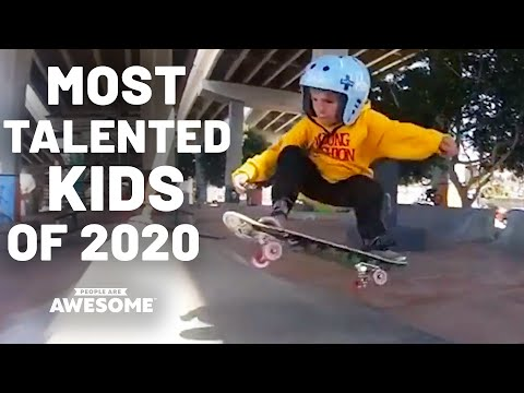 Awesome & Talented Kid Prodigies of 2020 | Best of the Year