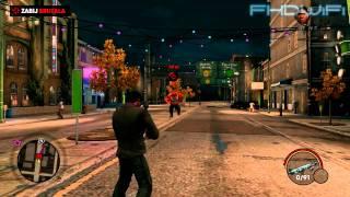 Saints Row: The Third PC Gameplay Part 3 [720p] HD PL !!