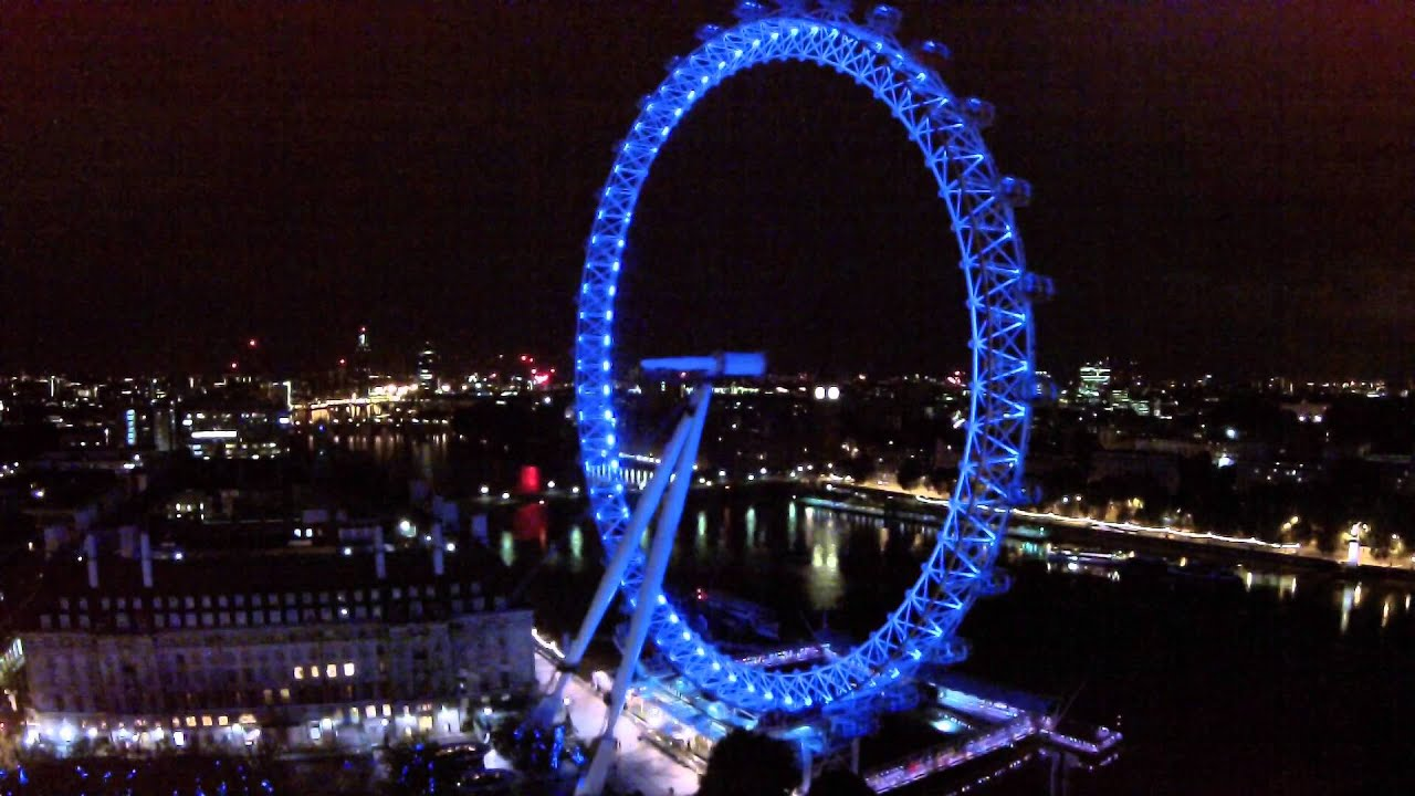 london eye by night - photo #31