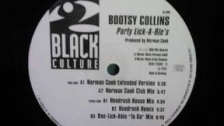 Bootsy Collins - Party Lick-A-Ble