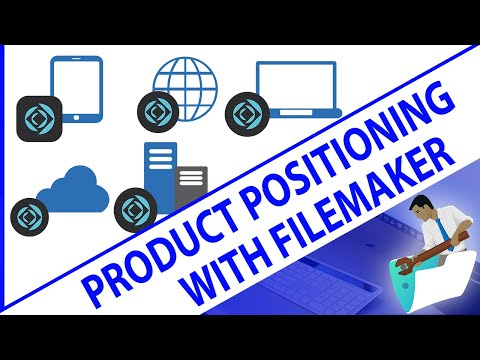 Product Positioning with FileMaker