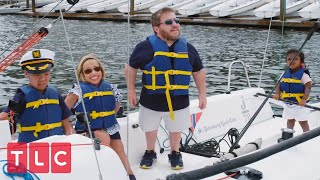 Gambar cover Will and Zoey Take Sailing Lessons! | The Little Couple