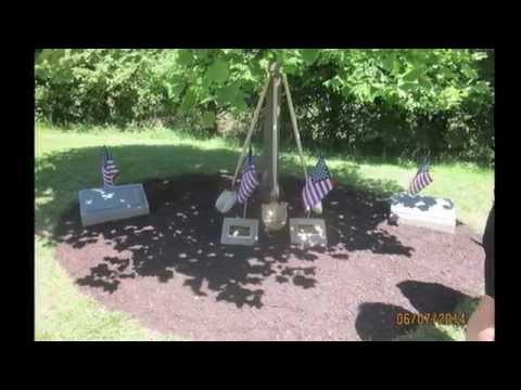 SUNY Oswego Peace Free & Easy Memorial Construction!