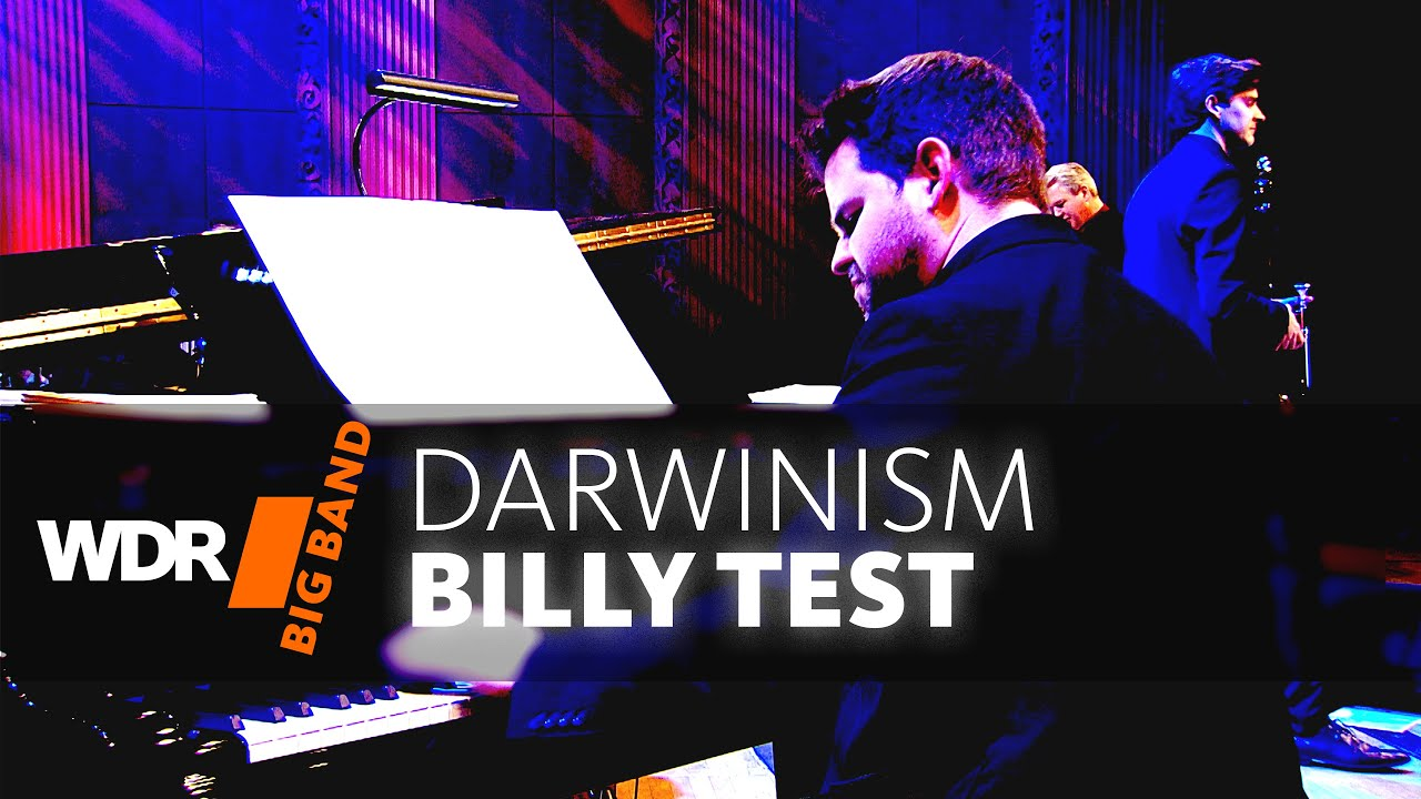 Raphael Klemm & Billy Test feat. by WDR BIG BAND - Darwinism | PERSONAL SOUND