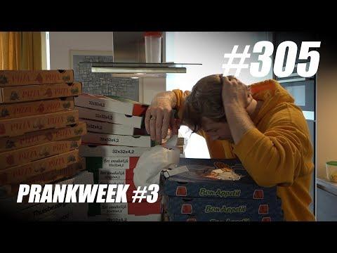 #305: PRANKWEEK #3 [OPDRACHT]