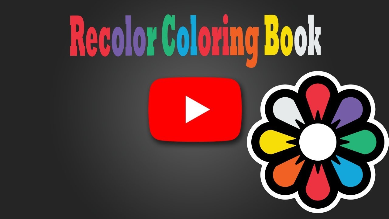 Recolor Coloring Book