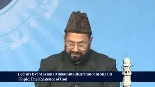 Jalsa Salana Qadian 2012 1ST Day 1ST Session  Maulana Kareemuddin Shahid Sahib during his speech