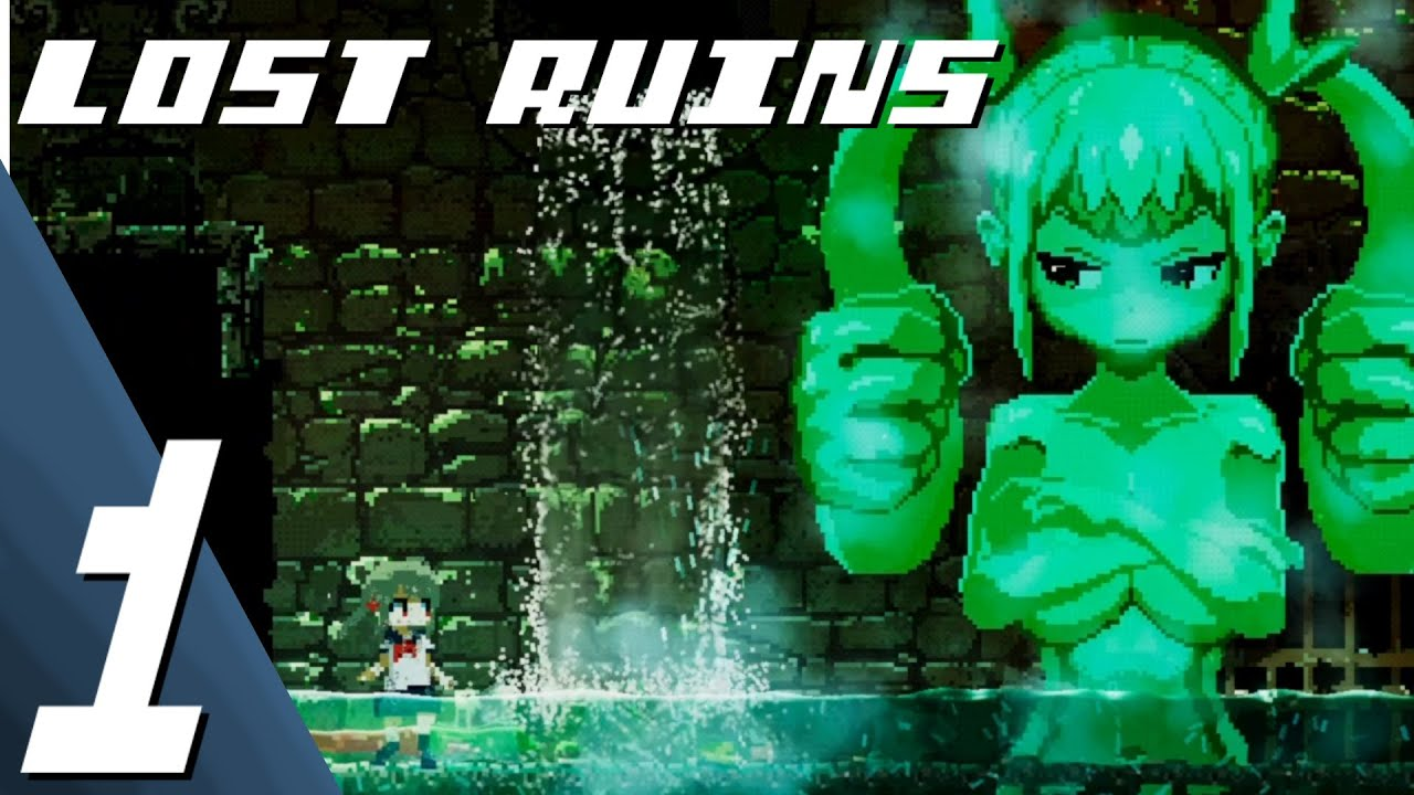 Download Lost Ruins | Full Game Part 1 & Lami Boss Fight | Gameplay Walkthrough (No Commentary)