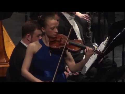 Hardy Mertens: The Butterfly Lovers 2008 Northern Iowa Wind Symphony, Ronald Johnson Conductor