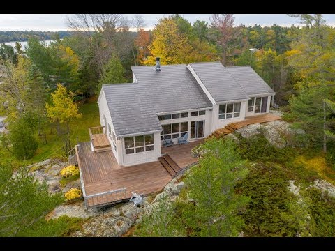 2 Island 1670 Ardilaun Island Georgian Bay | Barrie Real Estate Tours