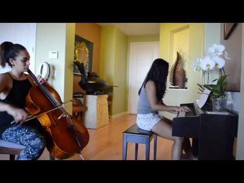 A Thousand Years - Christina Perri (Cello/Piano Cover)