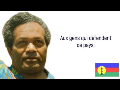 Le message de Jean-Marie TJIBAOU