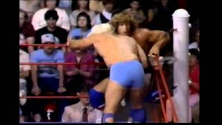Kerry von Erich vs. Ric Flair (Title rematch)