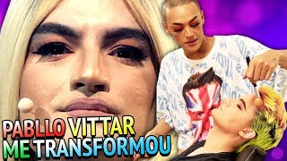 PABLLO VITTAR ME TRANSFORMOU EM DRAG QUEEN!
