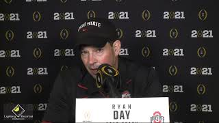 What Ryan Day had to say after Ohio State's loss to the Tide