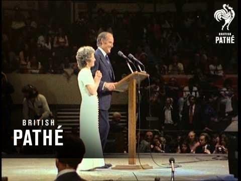 Senator Mcgovern Campaigning (1972)