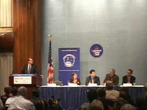 The Washington Post Panel at WACDC