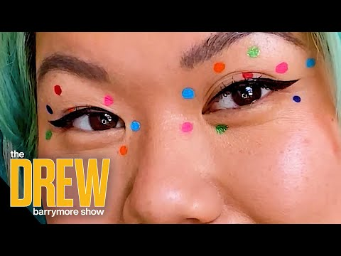 Mi-Anne Chan Demonstrates Perfect Confetti Eye Makeup for Celebrations | Makeover Moment