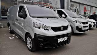 Тест-драйв нового микроавтобуса Peugeot Traveller и фургона Peugeot Expert