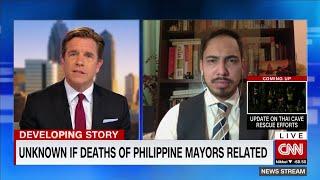 Richard Heydarian CNN Interview on Duterte Drug War Killings