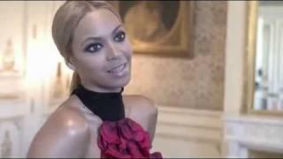 Beyoncé Covers Harper's Bazaar UK - Behind The Scenes