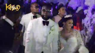 YOMI CASUAL DRIVED ENTER WEDDING RECEPTION