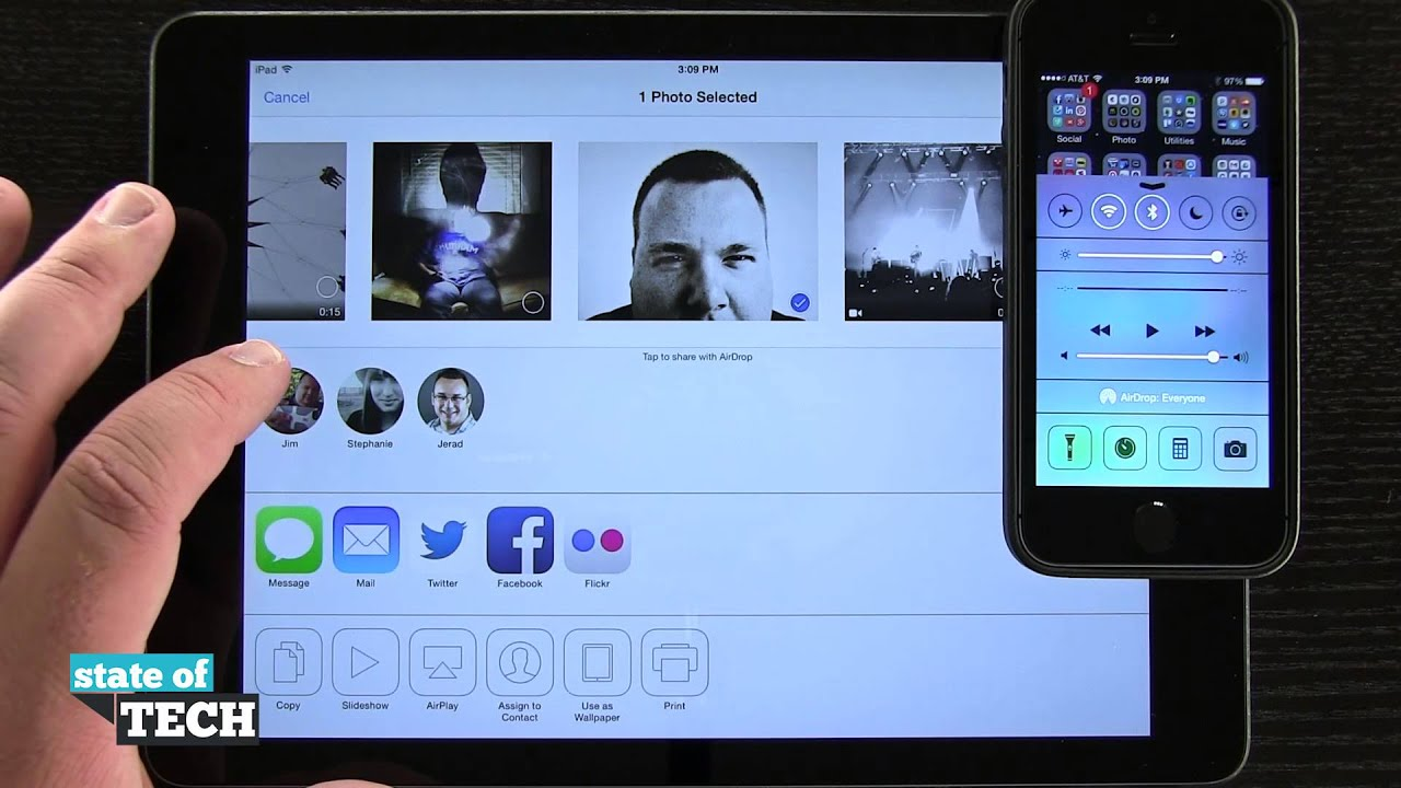 Ipad air quick tips using airdrop youtube ipad air quick tips using airdrop ccuart Image collections