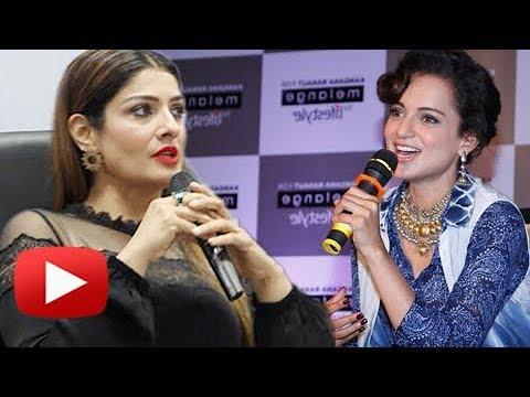 Raveena Tandon EXPOSES Bollywood, SUPPORTS Kangana Ranaut