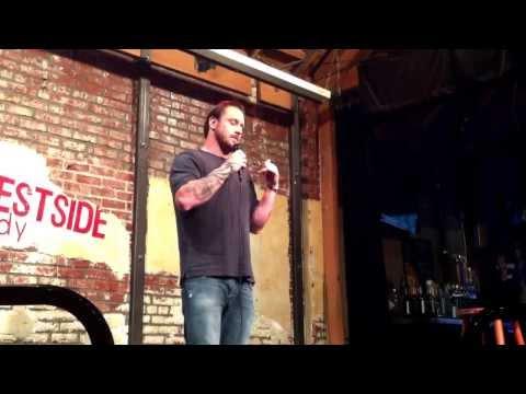 Aaron Fleck - Westside Comedy. Pray for my enemies