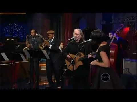 Willie Nelson, Norah Jones & Wynton Marsalis Live