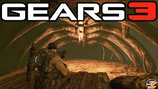 "Gears of War 3 Easter Eggs - ""Locust Duck Hunt"" Easter Egg! (Xbox One Gameplay)"