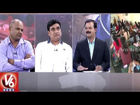 Special Discussion On Engineering Courses | Importance Of IT & CSE Courses | V6 News