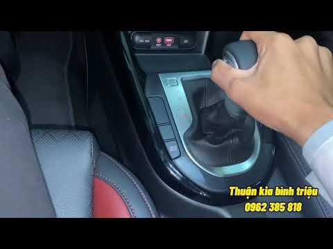 Hướng dẫn lái xe số tự động | Thuận kia bình triệu - CERATO 2021