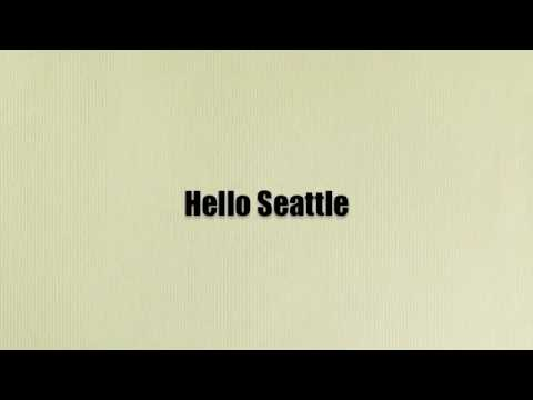 Hello Seattle by Owl City