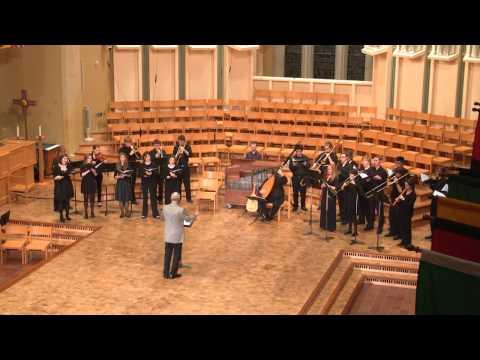 St. Olaf Early Music Singers and Collegium Musicum - Giovanni Gabrieli: