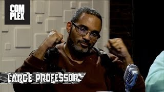 Large Professor on The Combat Jack Show Ep. 1 (Changing the Game, Meeting Rakim, Big Daddy Kane)