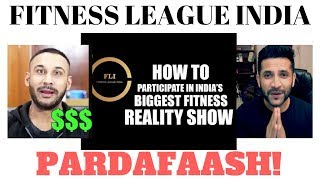 Auditions for Fitness League India introduced by Tarun Gill - EXPOSED!