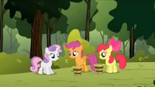 mlp fim cmc guess the coolest pony german