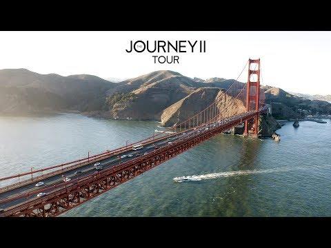 The Journey 2 Tour: Bill Graham Civic Auditorium
