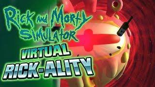 RICKS DIRTY UNDIES!   Virtual Rick-ality #2